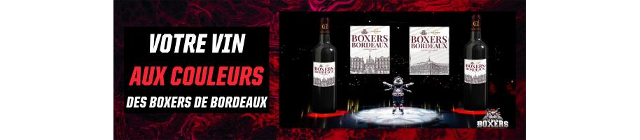 Vins Boxers de Bordeaux I Lalande Pomerol & Montagne Saint Émilion.